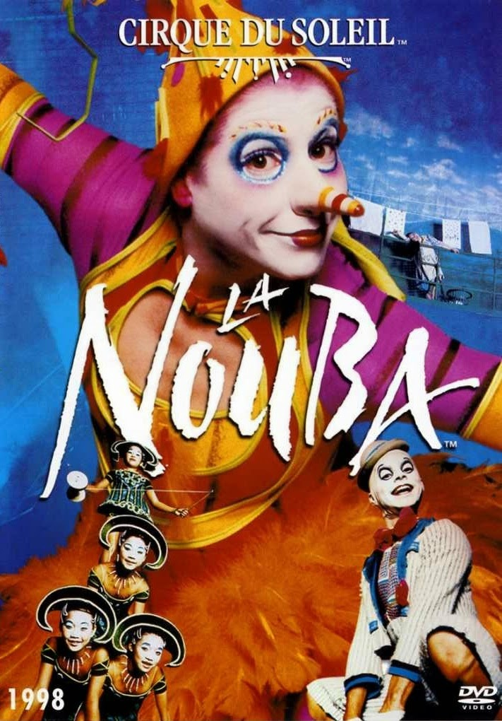 Cirque du Soleil: La Nouba (1998)