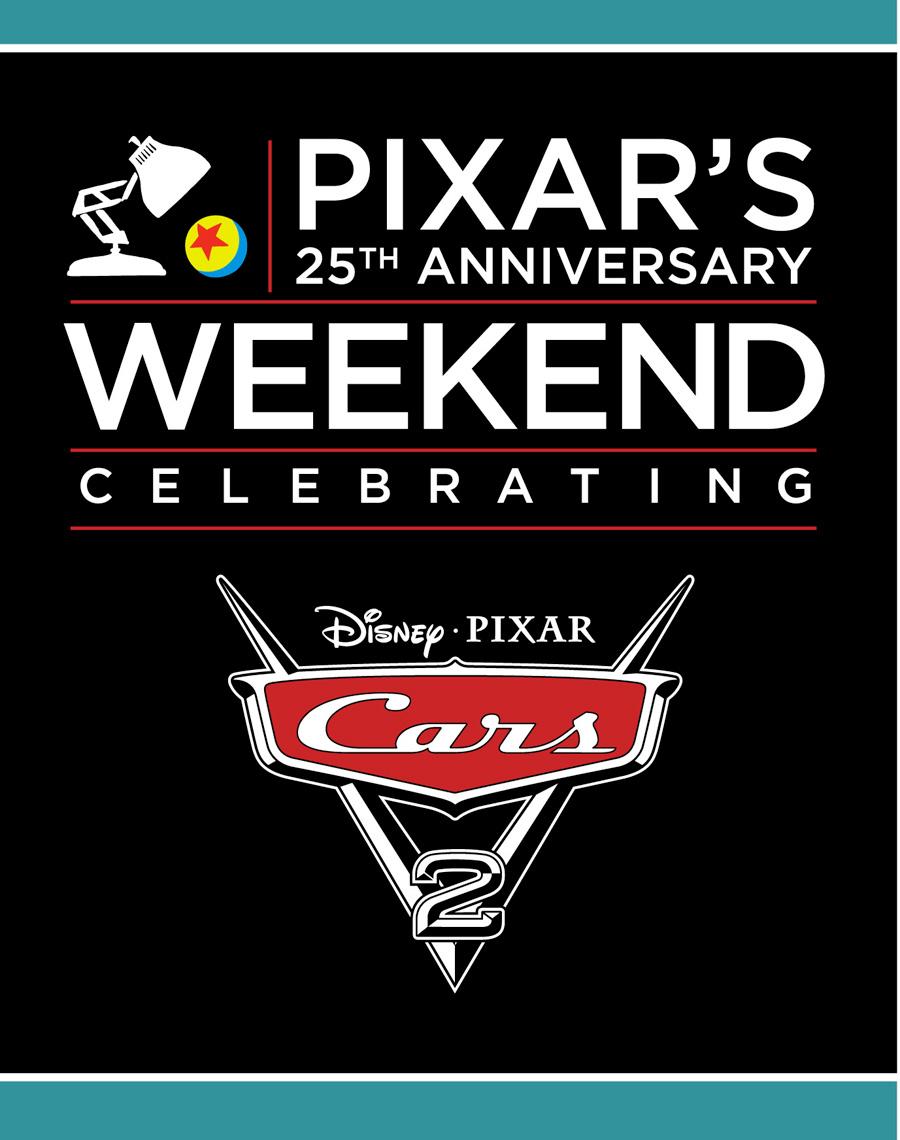 25 años pixar