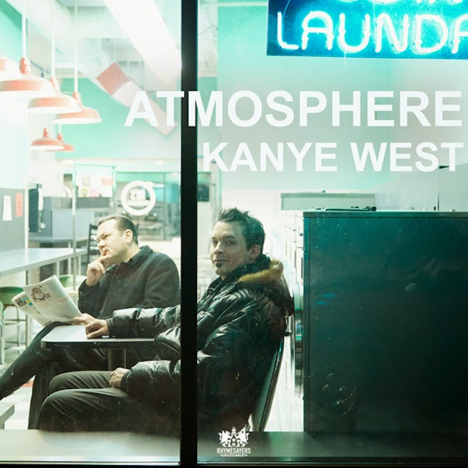 Stream Atmosphere's new track called Kanye West