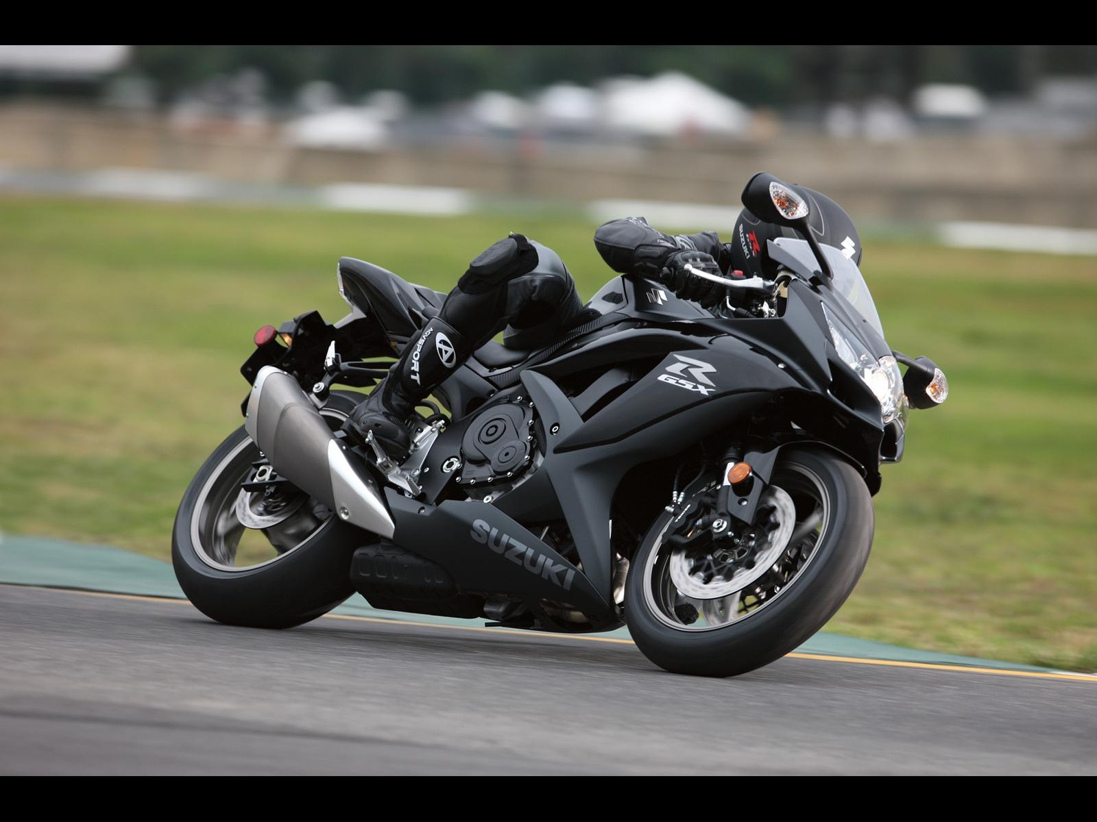 Beautiful Bikes Suzuki Gsxr 600 Black
