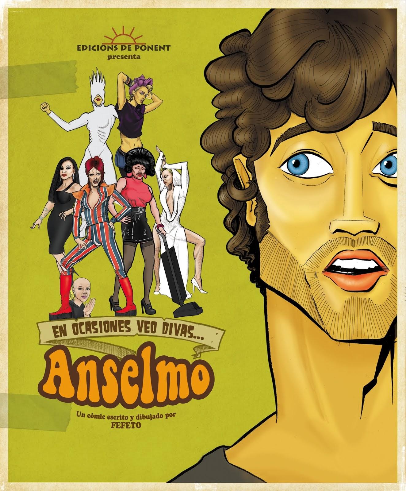 'Anselmo' - Ya a la venta!!