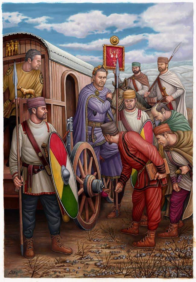 Римский император отказавшийся от власти в пользу выращивания капусты 52