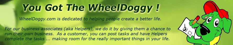 You Got The WheelDoggy !