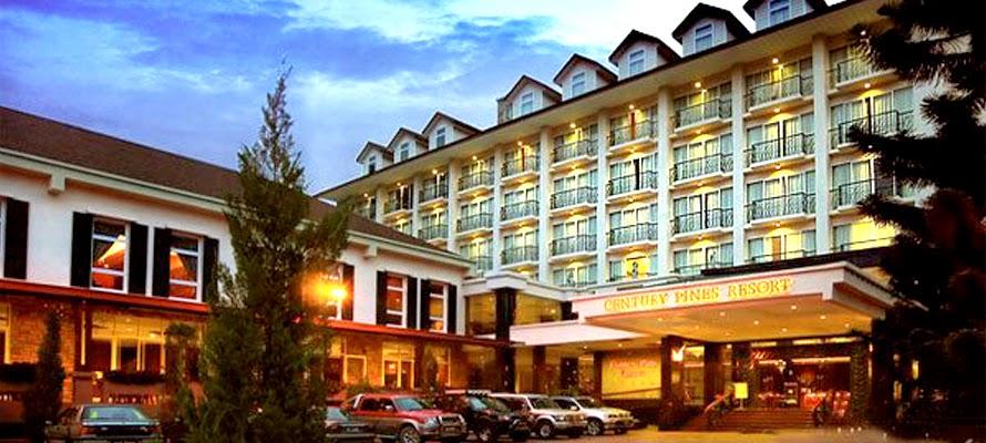 Hotel Bajet Di Cameron Highlands