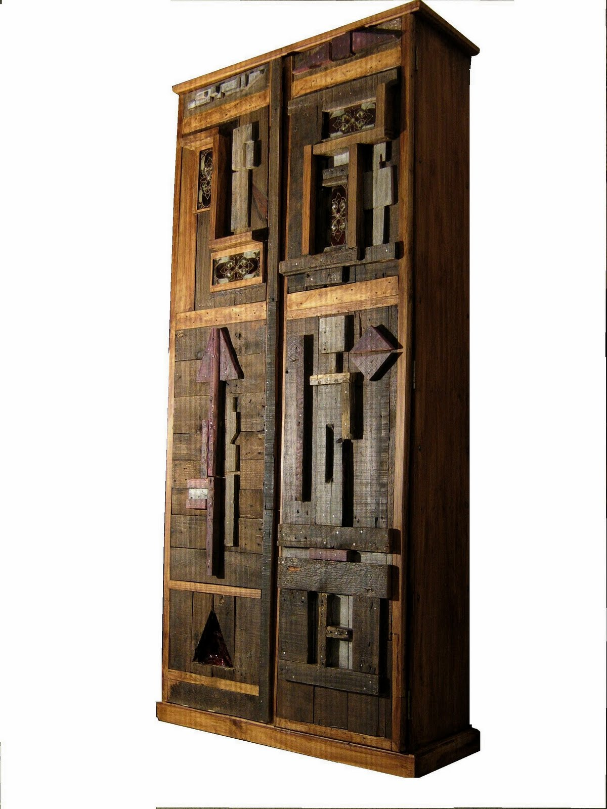 Arte chatarra madera restauraciones arte chatarra madera - Fabricacion de muebles de madera ...
