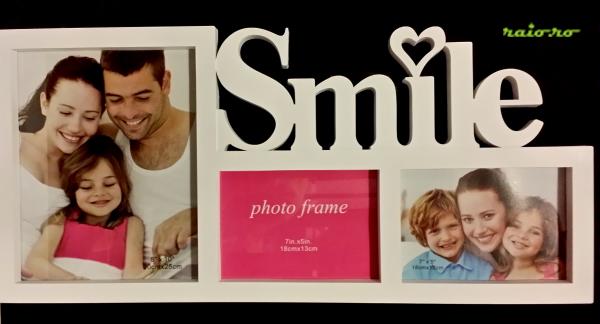 Rama foto smile