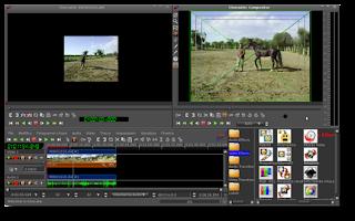 Editar vídeos con Cinelerra