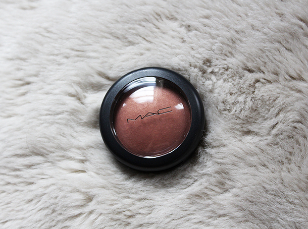 mac warm soul blush review