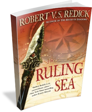 Book Cover: The Ruling Sea by Robert V.S. Redick