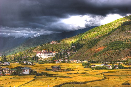 The Beautiful Valley Of Paro Encapsulates Within Itself A Rich Culture Scenic Beauty And Hundreds Myths Legends It Is Home To Many Bhutans