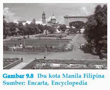 ibu kota manila filipina