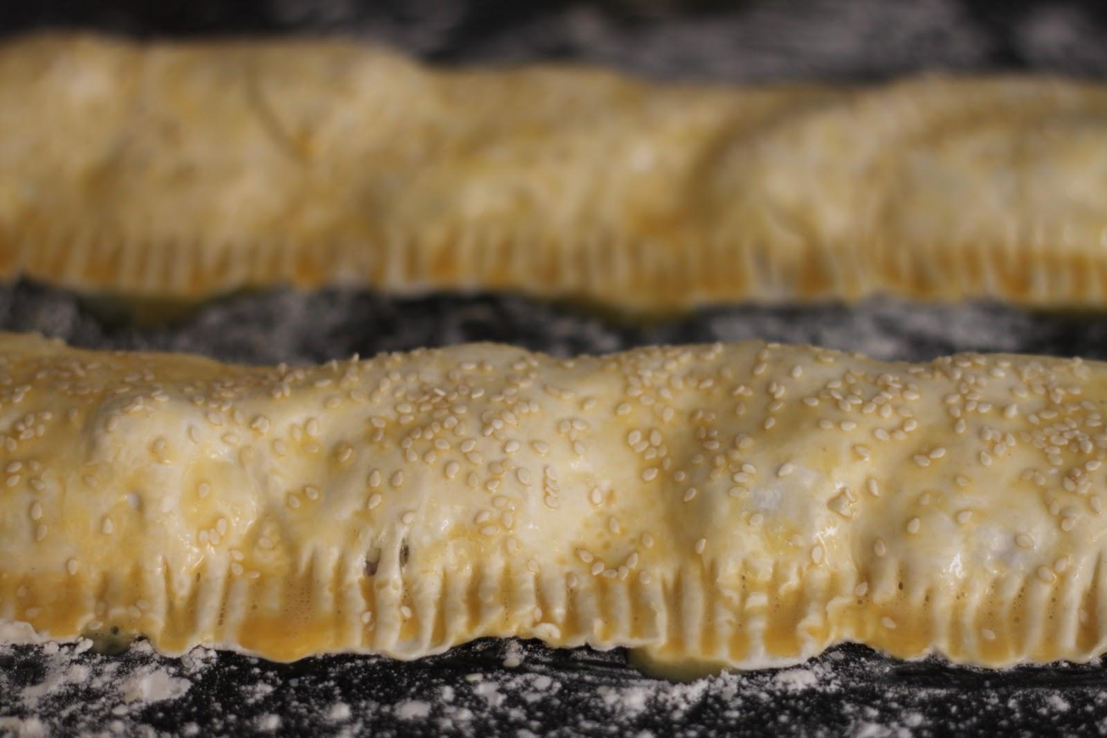 Dine at Mine: Sausage Rolls at Florence Finds