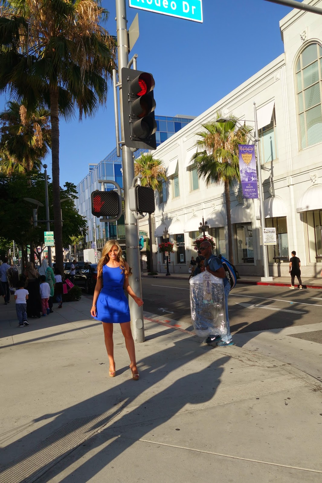 Day on Rodeo Drive