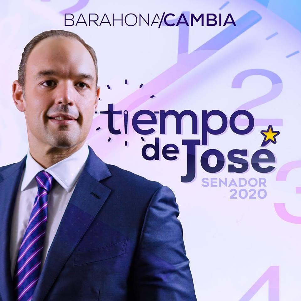 SENADOR PLD PROVINCIA BARAHONA 2020-2024...Es tiempo de José