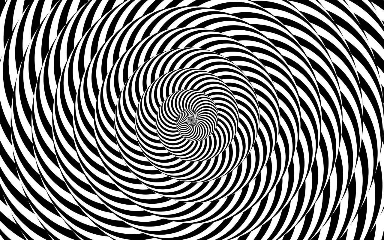 Mandala Madness: Hypnotic Spirals