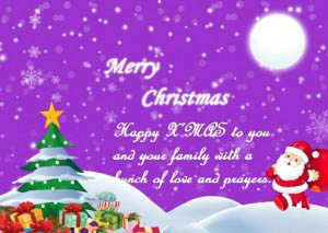 beautiful christmas greeting cards