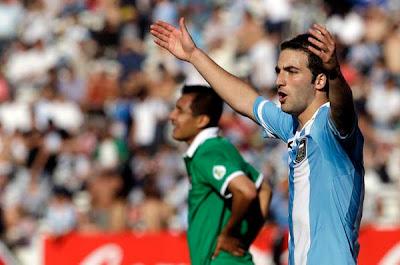 Argentina 1 - 1 Bolivia (1)