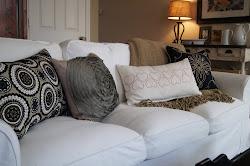 Home Tour - Living Room