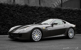 Project Kahn Ferrari HD Wallpaper