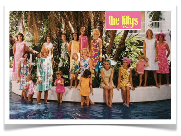 10 rooms: palm beach week: lilly pulitzer love