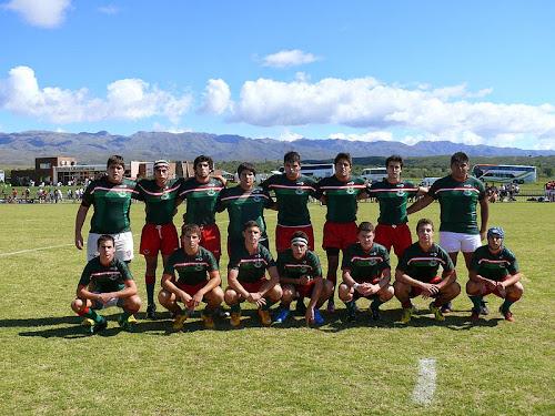 Seleccionado Juvenil de la Uniçon Jejeña de Rugby
