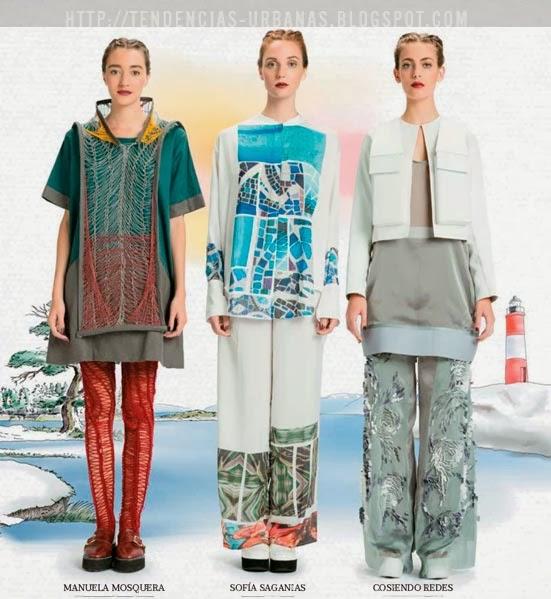 desfiles de moda en Bafweek otoño invierno 2014
