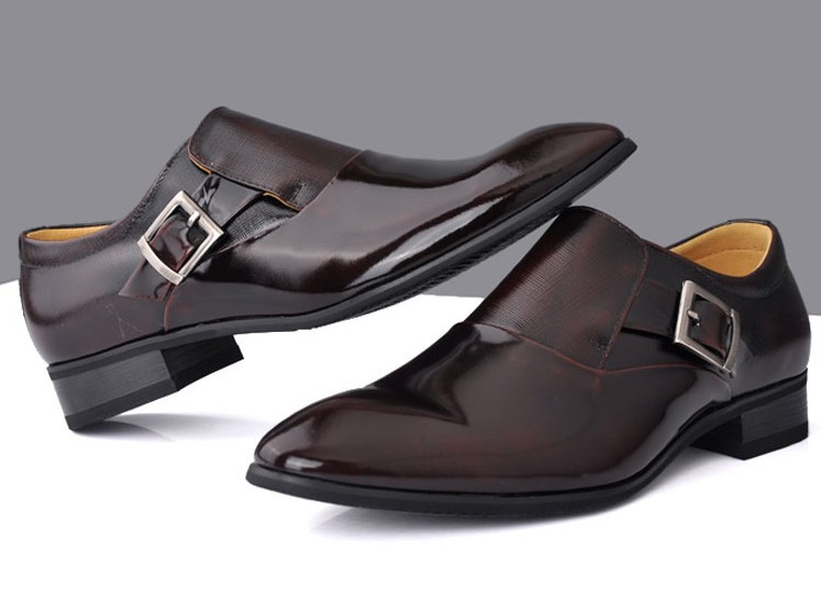 Dress Shoes Luxury Men
