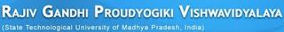 RGPV (RGTU) Diploma Results 2013