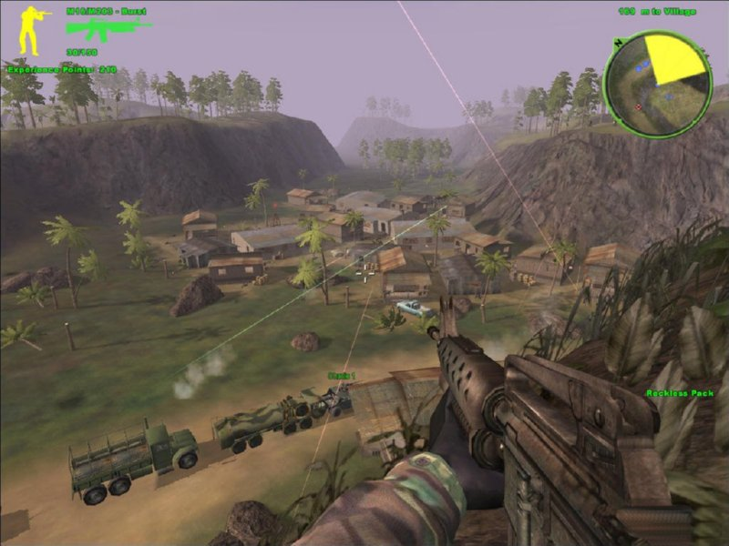 Delta Force Xtreme Game ScreenShot