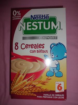 PAPILLAS NESTUM DE NESTLE