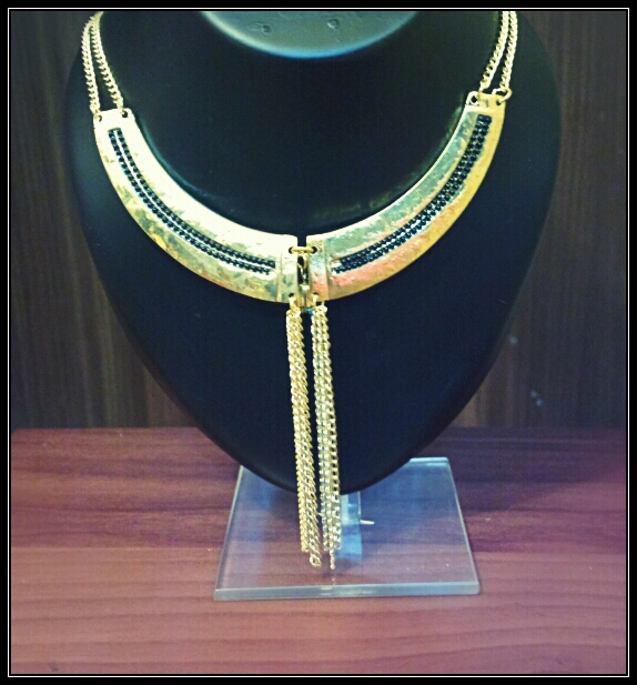 'You Shine' Neck piece from Jabong.com