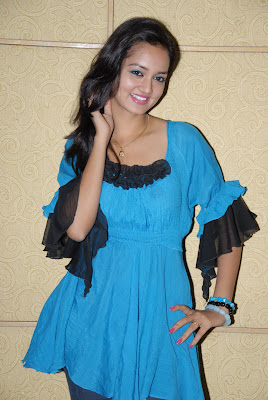 shanvi at lovely movie success meet latest photos