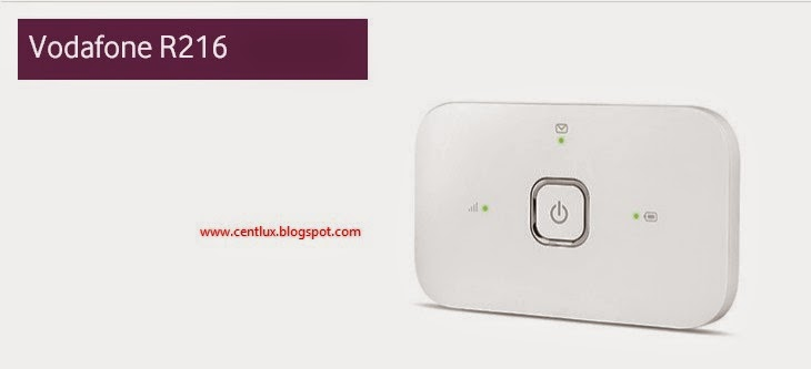How To Unlock R216 Vodafone 4g Router From Vodafone Uk