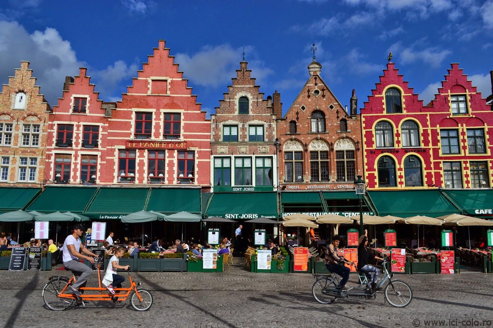 Bruges, Flandra, Belgia - ici-colo.ro