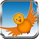 Fly Birdie - Flappy Bird Flyer App Game