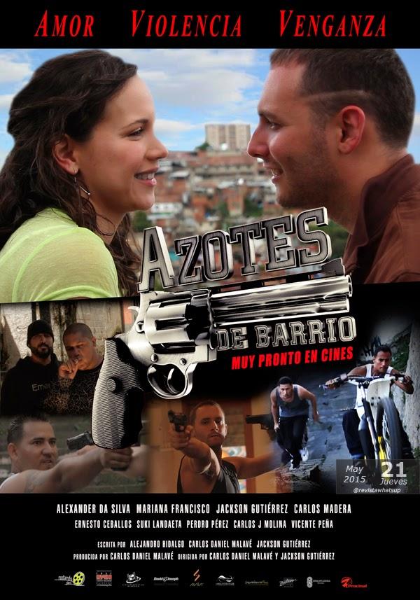 Azotes-de-Barrio-amor-violencia-venganza- ritmo-vertiginoso-intenso- salas-cine-Colombia-jueves-21-mayo