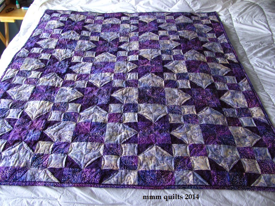 Purple Crossroads--Heavy Metal Quilting : quilt purple - Adamdwight.com