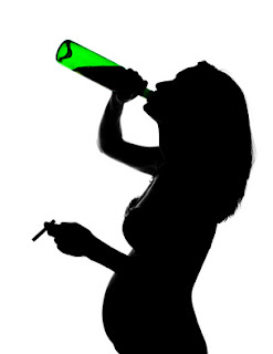 Alcoholism in pregnant Mother's to be California