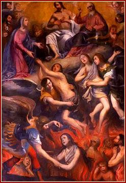 Oraciones por las Almas del Purgatorio