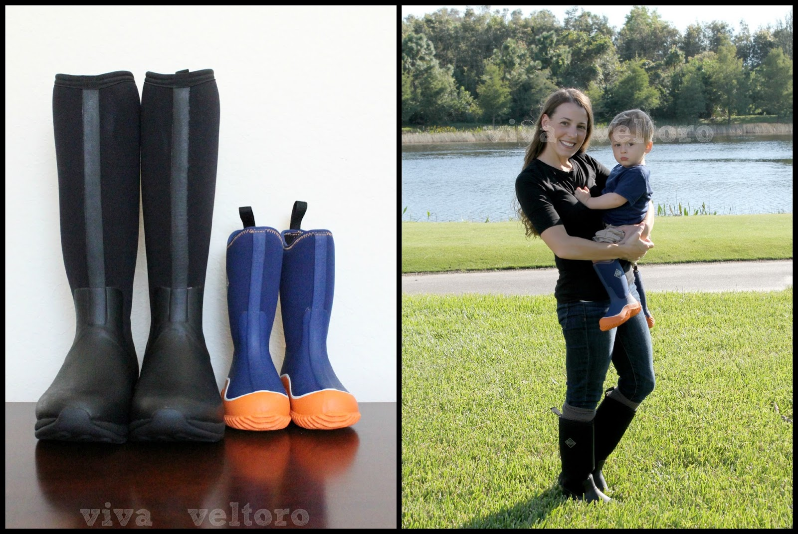 The Original Muck Boots Kids' Hale and Women's Arctic Adventure ...