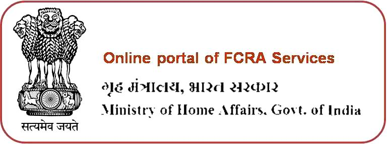 Online portal of FCRA Services
