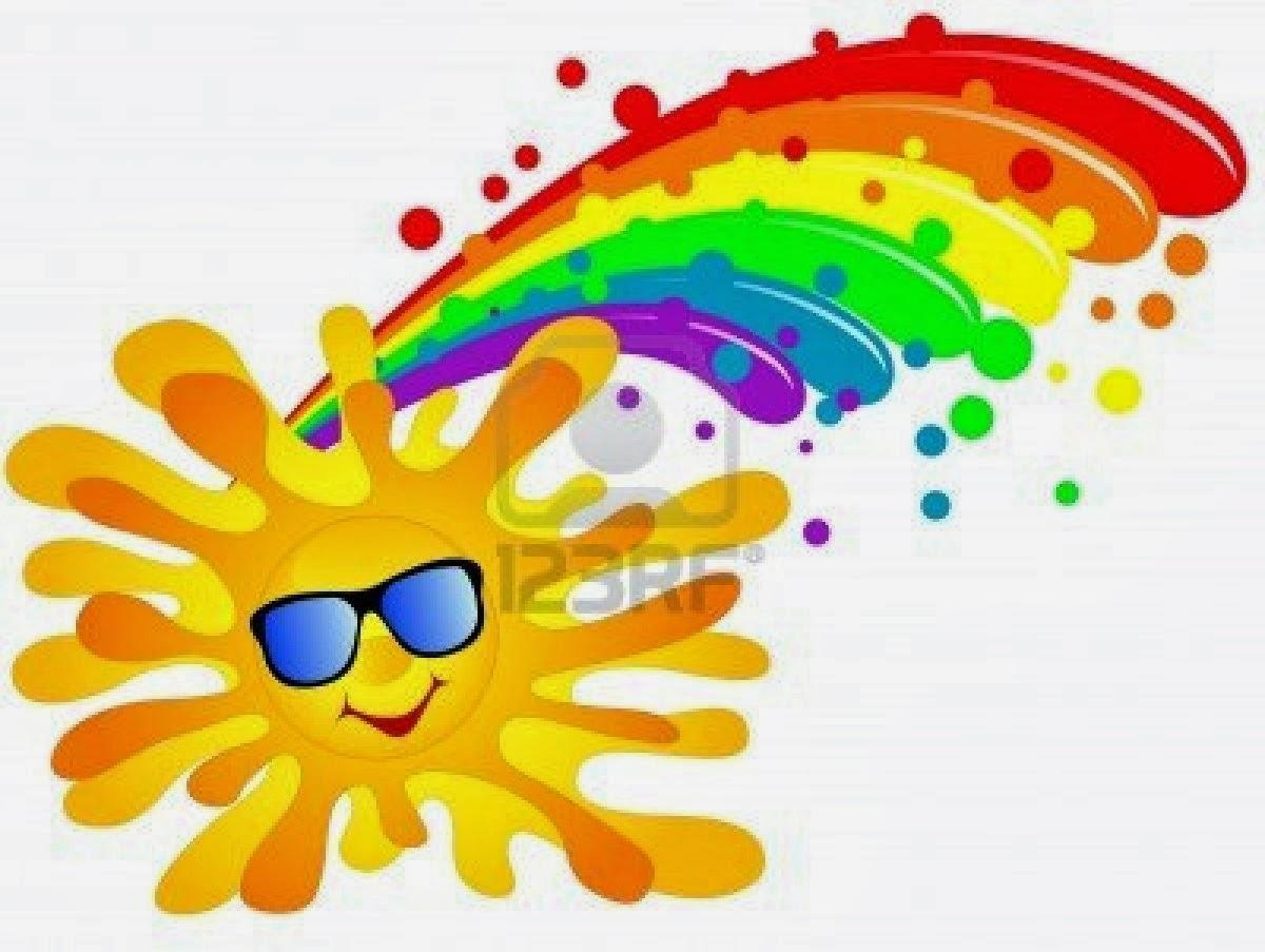 Fantasia in rete filastrocche estive - Dessin de soleil a imprimer ...