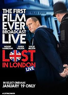 Lost in London Legendado Online