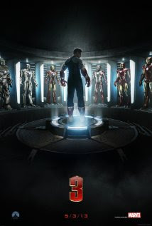 Iron Man 3 (2013 – Robert Downey Jr., Guy Pearce and Gwyneth Paltrow)