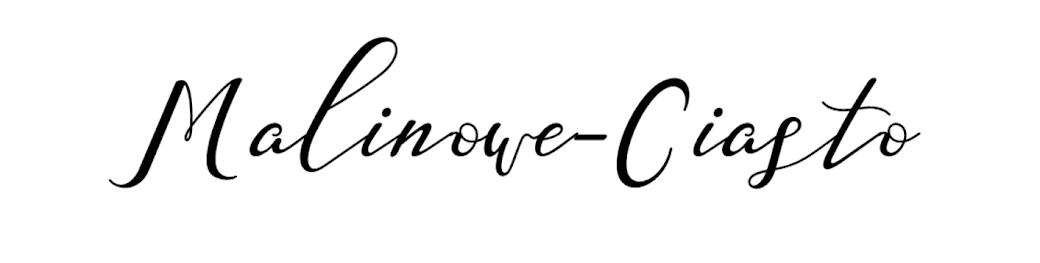 Malinowe-Ciasto