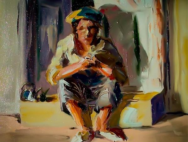 Juanito Martínez- Artista