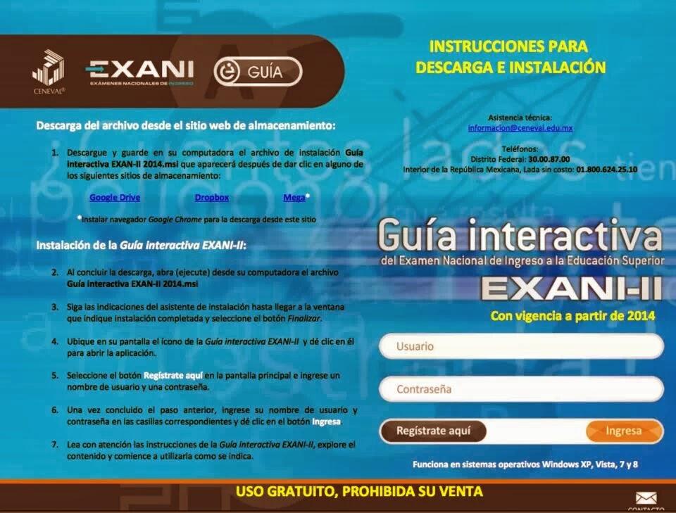 Anatomía : Preguntas tipo Exani II