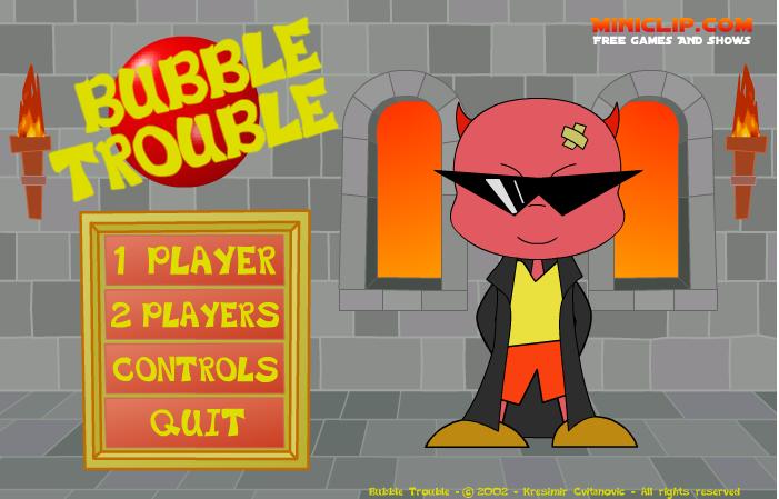 bubble trouble 8
