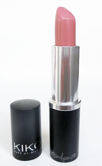smart lipstick kiko 92