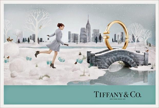 Tiffany & Co. Christmas 2014 by Tim Gutt